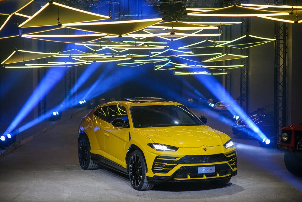 Самый быстрый SUV в мире при…