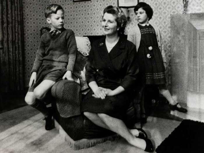 Наследники «железной леди»: Как сложилась жизнь детей Маргарет Тэтчер