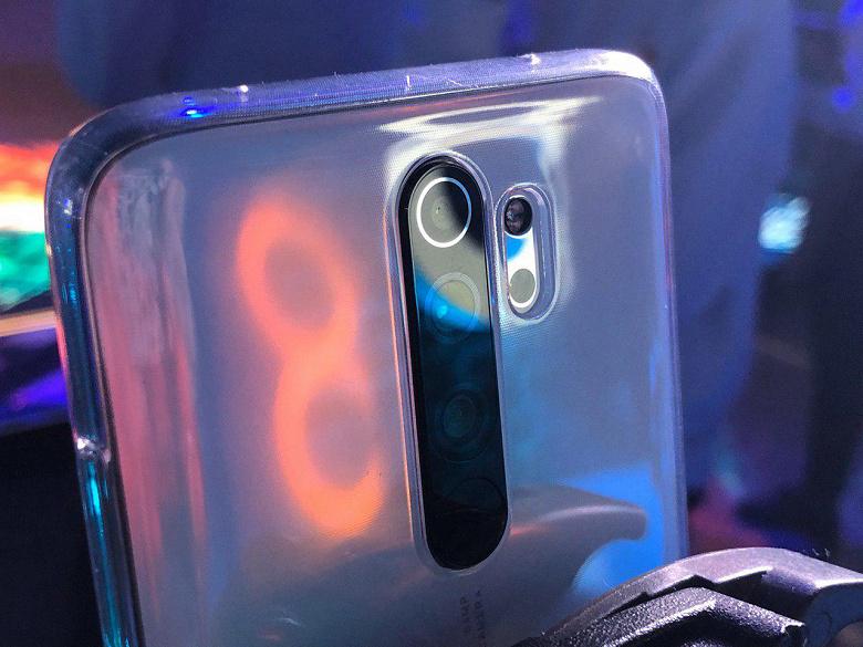 Долгожданный хит Redmi Note 8 Pro привезли в Россию новости,смартфон,статья