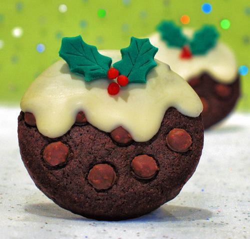 Тема 13. Рождественские печенья, десерты и не только. 2013!