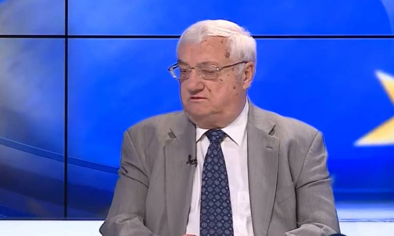 Экс-посол Украины обвинил Россию в краже названия «Русь»