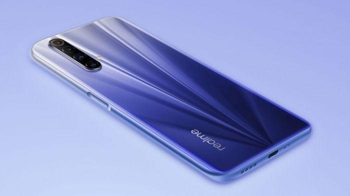 Представлены смартфоны Realme Q2, Q2 Pro и Q2i с  65-ваттной зарядкой новости,смартфон,статья