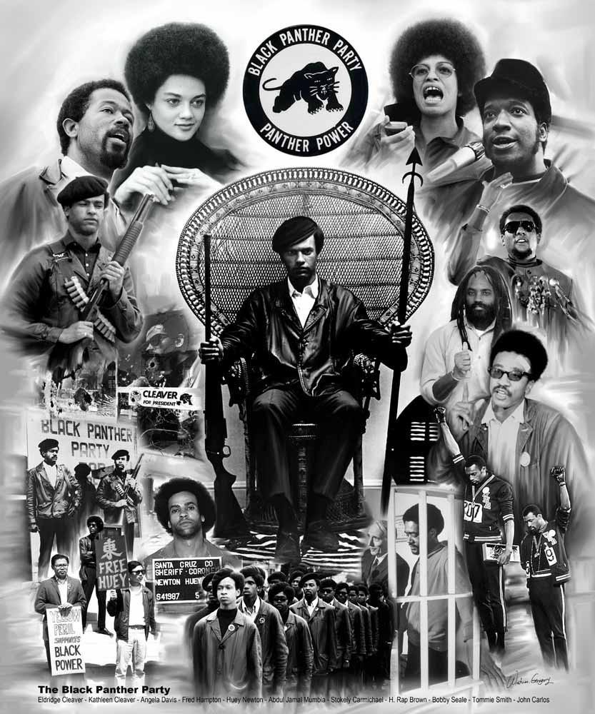 Реальная история «Черных пантер»: революция из гетто