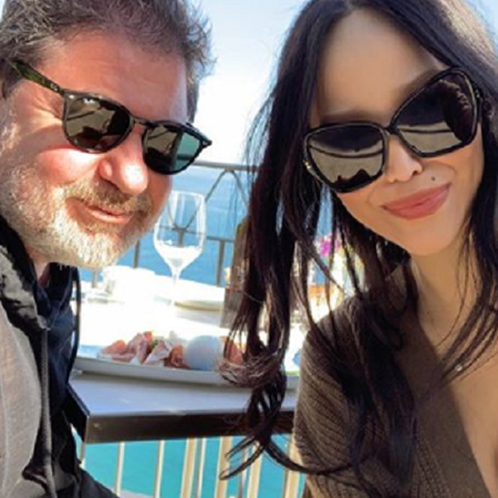 Александр Цекало и его новоиспеченная супруга отправились в свадебное путешествие по Италии Звездные пары