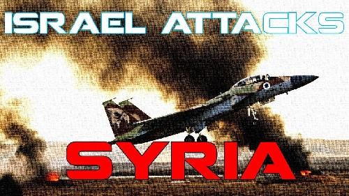 """Государство-террорист Израиль ударил по России в Сирии. """"Молчание Путина"""". Дайте ему пистолет с одним патроном, наконец!!!"""