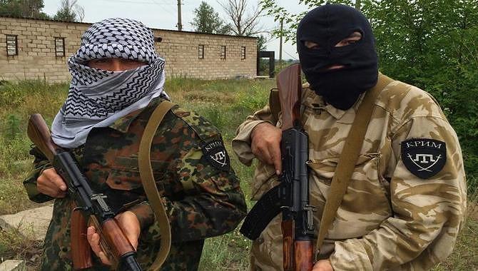 """Меджлис: """"Батальон смертников"""" войдёт в Крым чтобы резать и насиловать"""