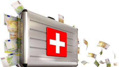 Швейцарский франк резко укре…