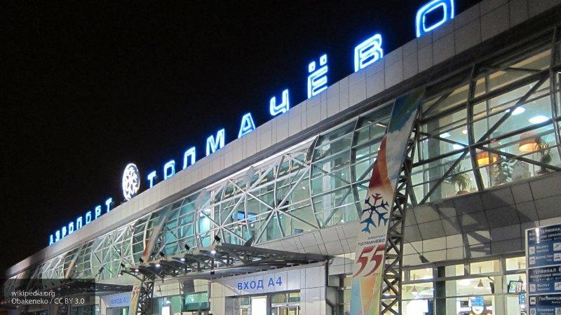 Пассажиров эвакуировали из самолета в аэропорту Новосибирска перед вылетом во Вьетнам