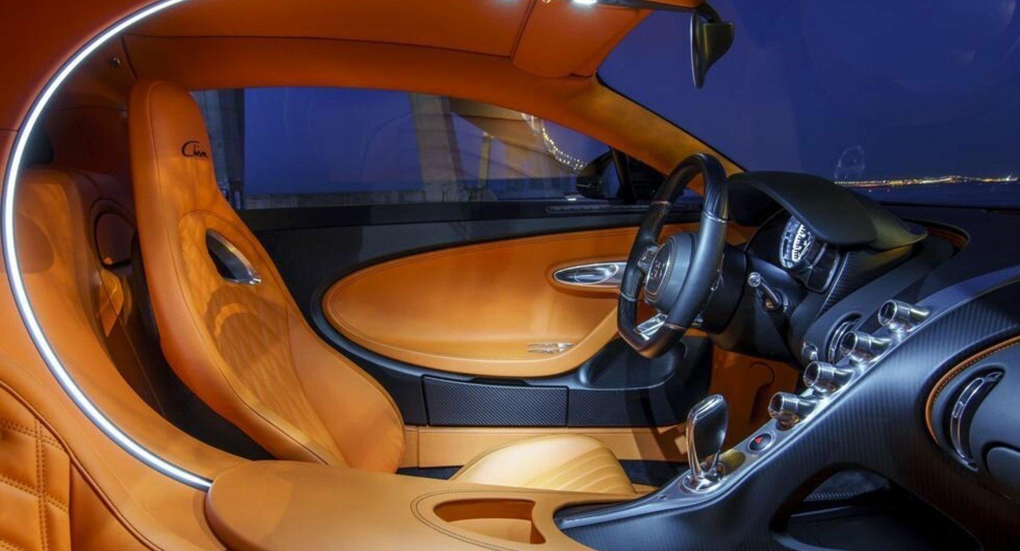 Лучшие автомобильные интерьеры года Автомобили