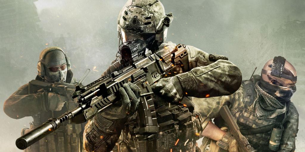 Call of Duty: Mobile — новые подробности action,call of duty,Игры,мобильные игры