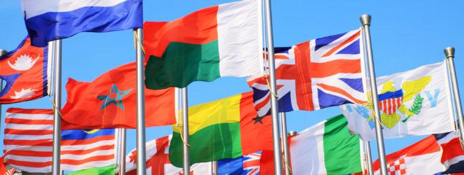 10 национальных флагов и их истории