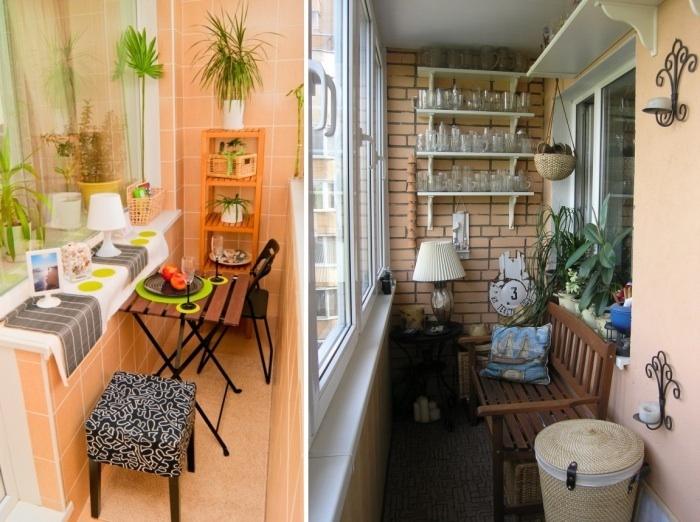 Оригинальные решения для балконов роскошь и уют.