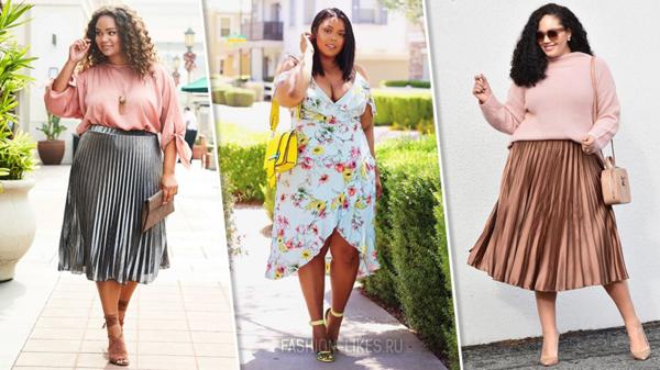 7 эффектных образов для девушек Plus-Size, чтобы идеально подчеркнуть ваши формы