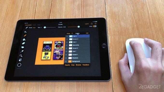 Apple iPad Pro получит еще одну долгожданную функцию apple ipad pro,гаджеты,планшеты