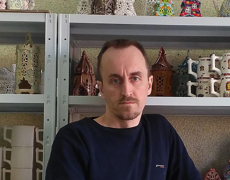 Победитель  в номинации «Работа года 2016» Владимир  Лепота