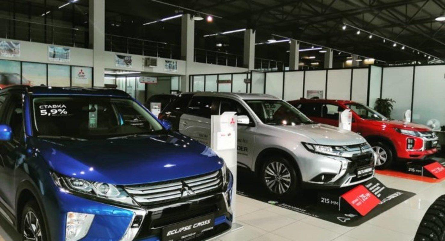 Mitsubishi решила найти второго дилера в Новосибирске Автомобили