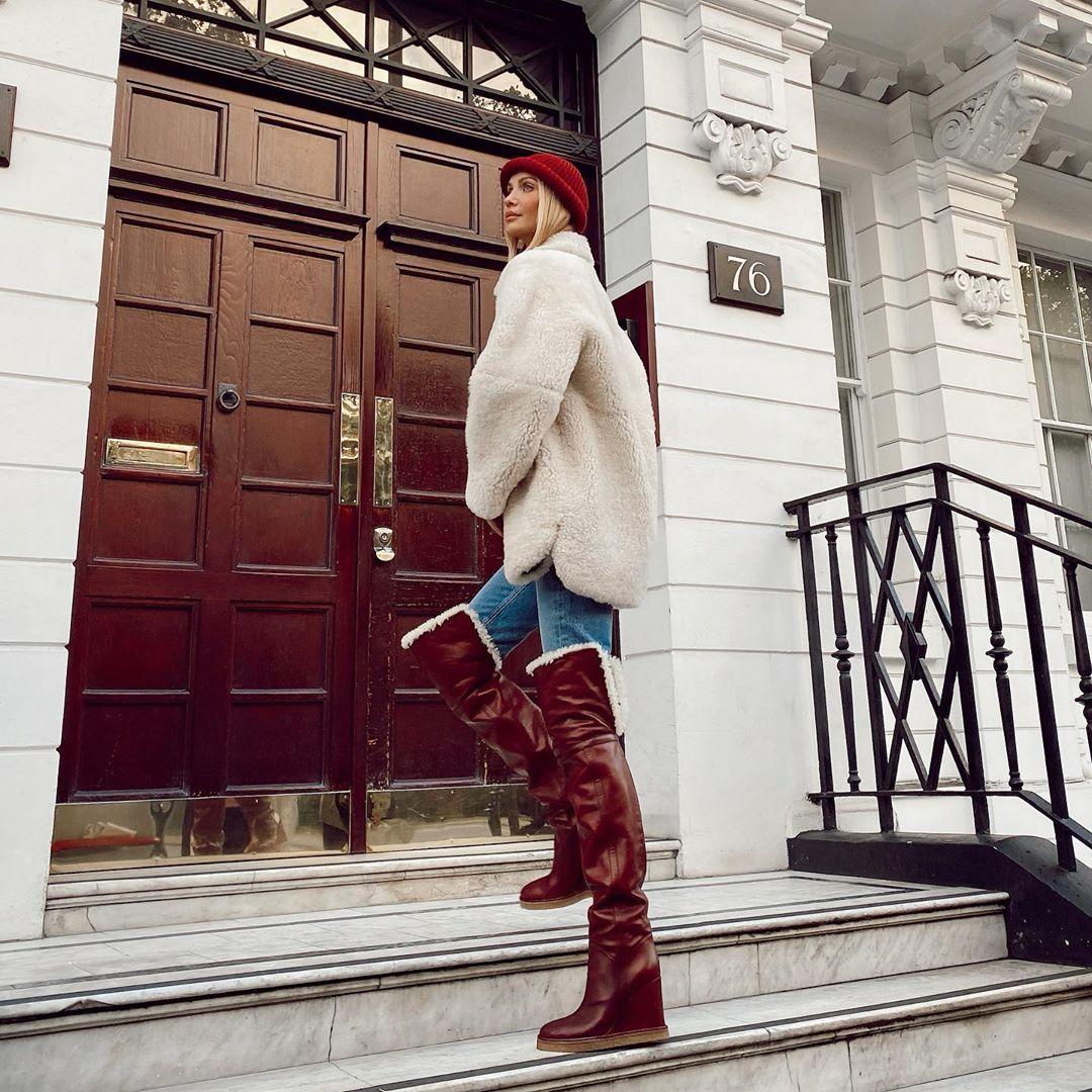 зимние образы для уверенных в себе женщин фото 4