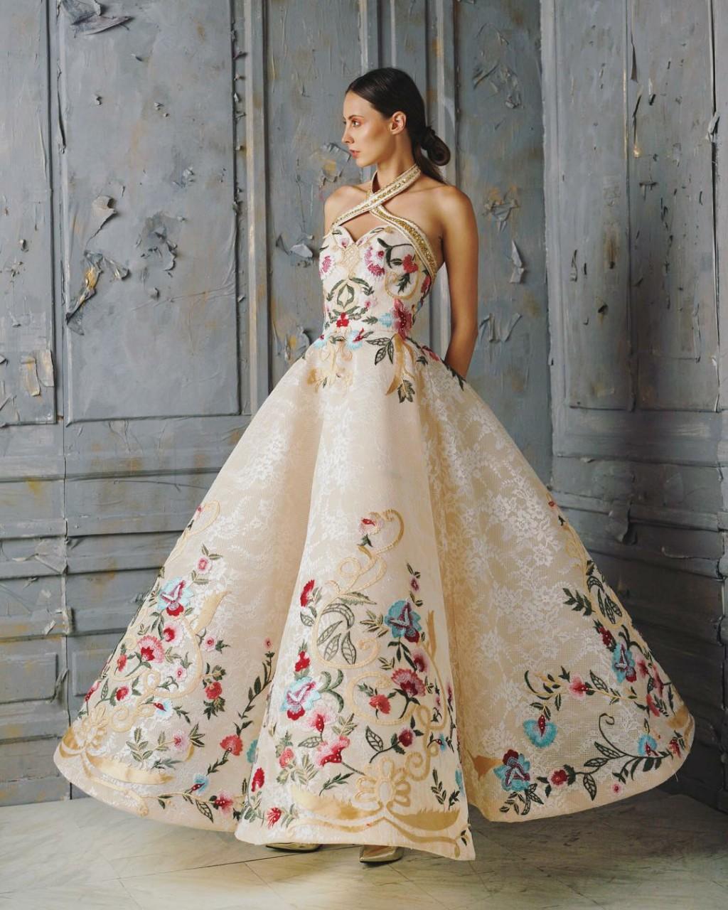 Мода для принцесс: роскошные наряды от Mark Bumgarner
