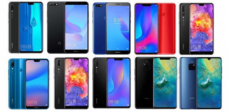 Китайцы сметают с прилавков все смартфоны Huawei, цены растут ежечасно новости,смартфон,статья
