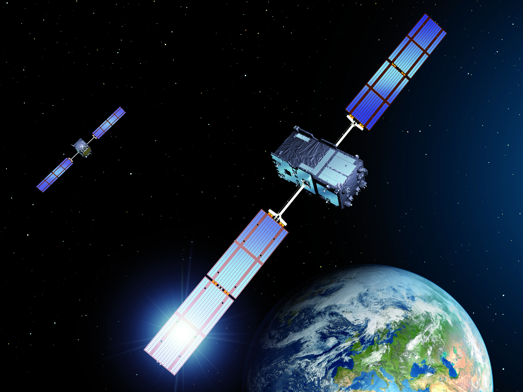 """Глобальная навигационная спутниковая система """"Галилео"""" перестала работать общество"""