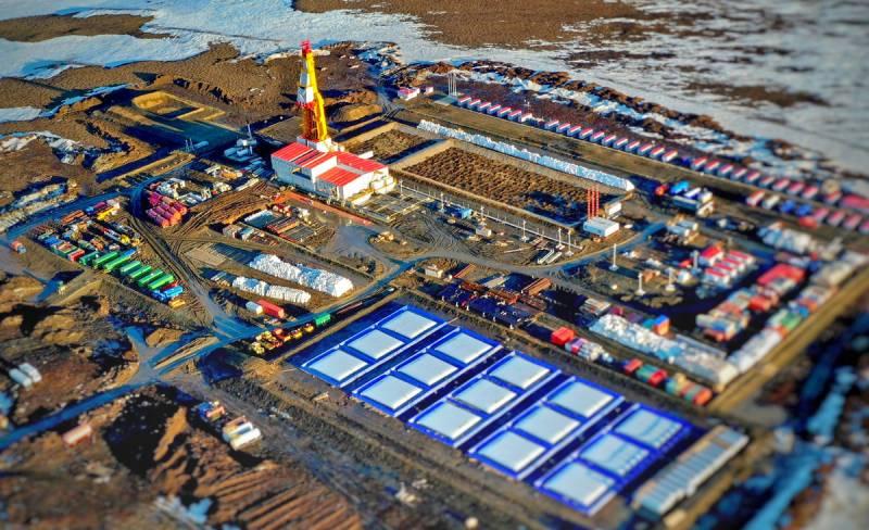 Экзамен для действующей власти: Россия сделала ставку на арктический мегапроект Видео