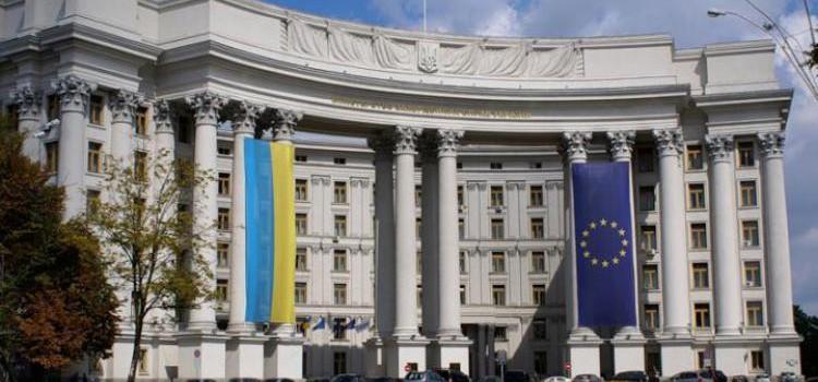 Украина положила глаз на российские территории