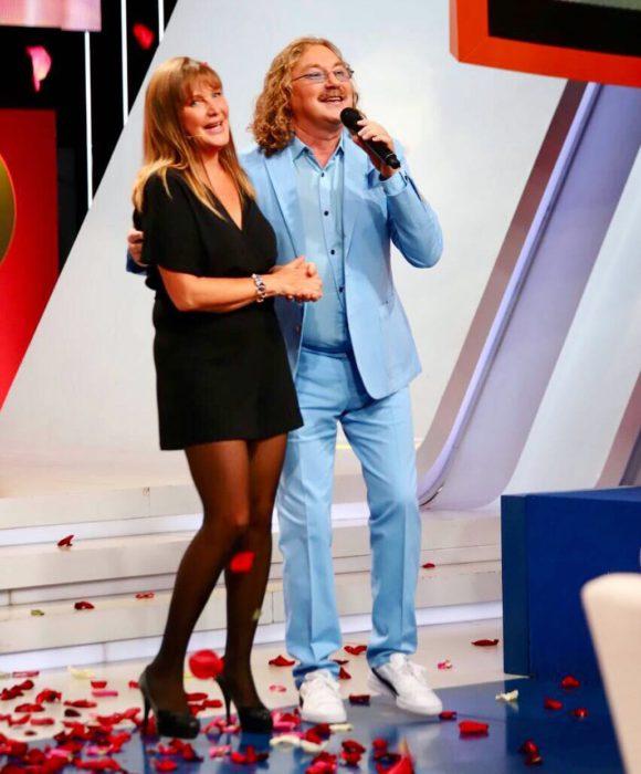 Ноги 65-летней Елены Проклов…
