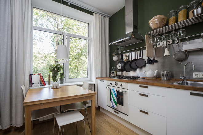 Перепланировка: Как жить в красивом типовом доме серии II-68-04