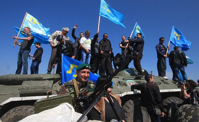 Запад оплатил восстание в Крыму, выделив $250 миллионов