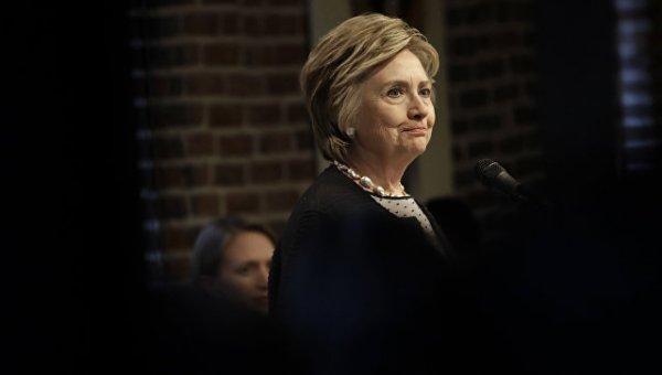 Сядет ли Хиллари: война двух…