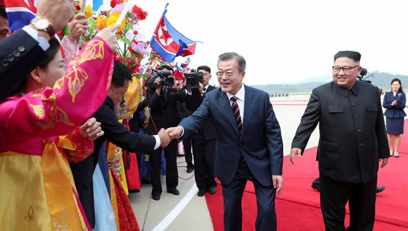 Россия - главный виновник разъединения Кореи?