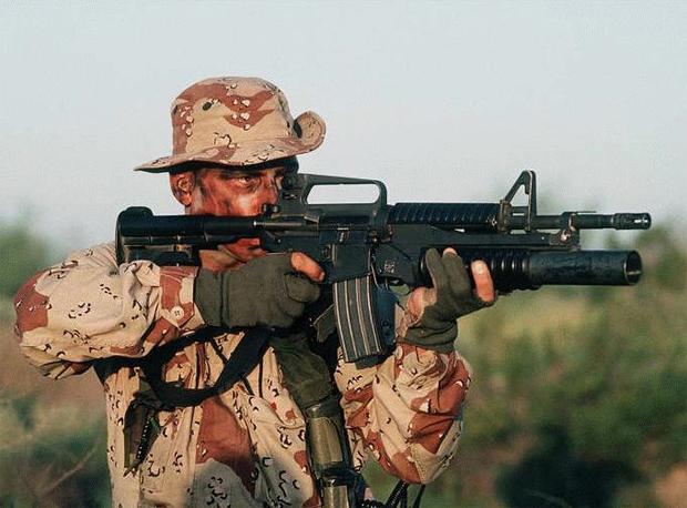 M16: главная штурмовая винтовка в истории по словам экспертов
