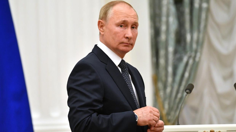 Путин: Москва и Дамаск смогли нанести мощный удар по террористам Политика