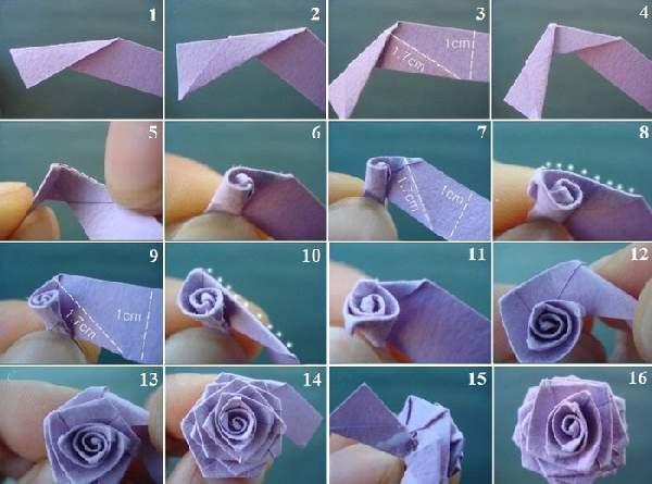 поделки из бумаги своими руками, фото 12