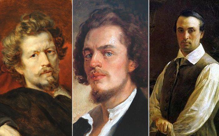 Яблочко от яблонькии: Знаменитые российские династии художников