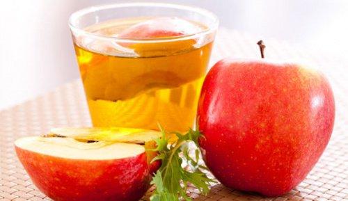 Яблочный уксус поможет укрепить ногти
