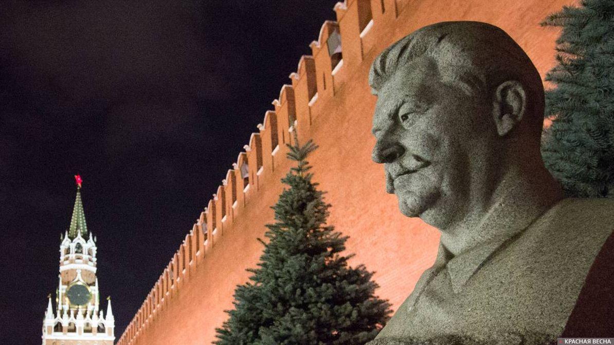 Карикатура на Сталина стала …