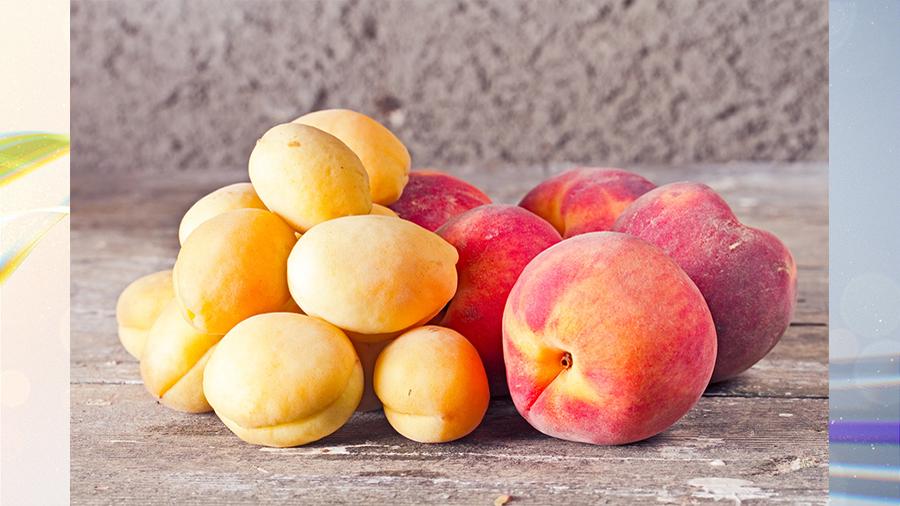 Абрикосы, персики или нектарины?