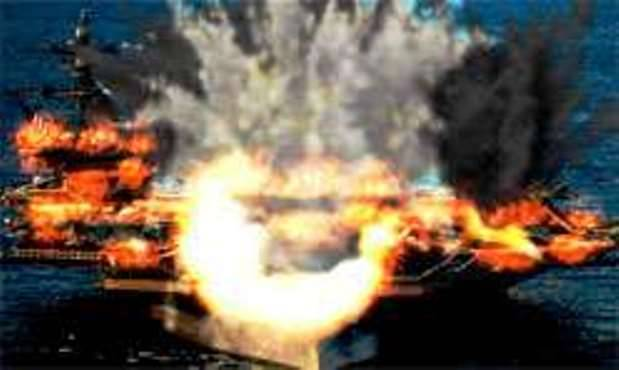 Пхеньян показал, как будет уничтожать американскую военную технику