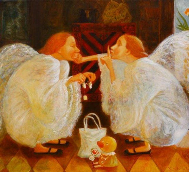 Два ангела