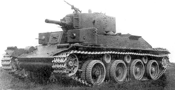 Танки СССР. Средний танк Т-29