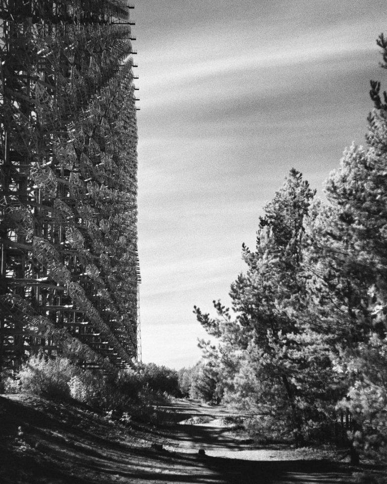 Чернобыль, Тадж-Махал и друг…