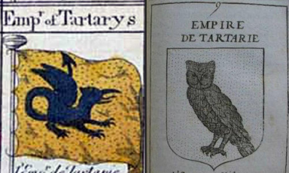 Флаг и герб Тартарии
