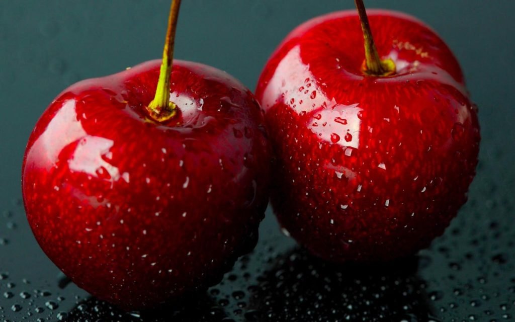 12 исцеляющих  достоинств вишни