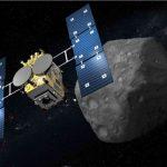 На Землю впервые прислали фото с астероида. Подробности