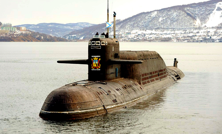 National Interest: Три самые опасные российские подлодки