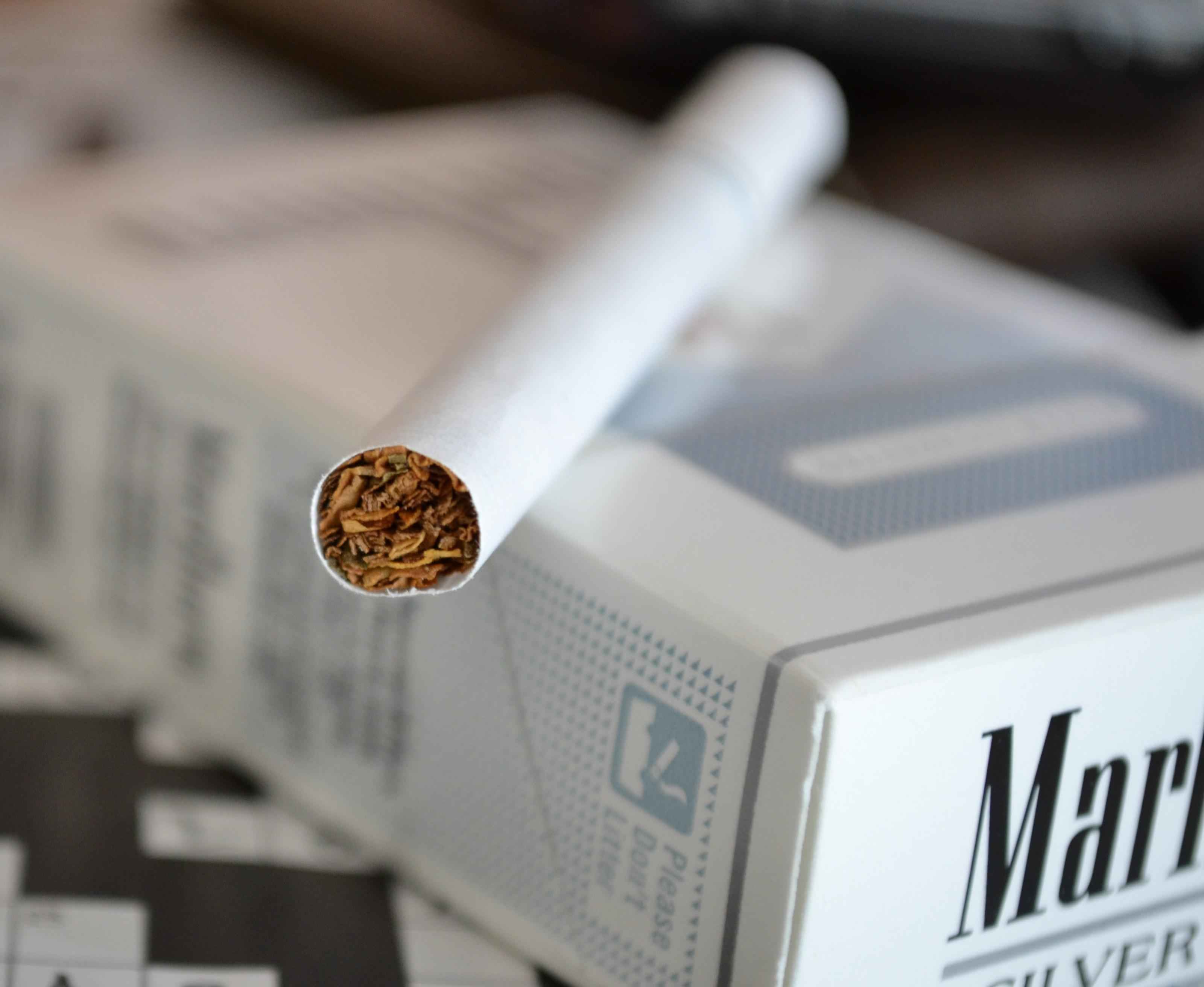Как в Астралии борются с курильщиками