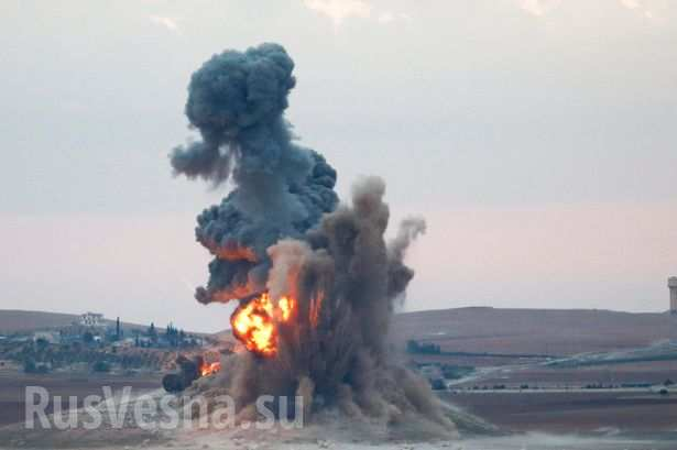 Русский «Рэмбо» был окружён и сжег головорезов ИГИЛ, вызвав огонь на себя, — СМИ Англии
