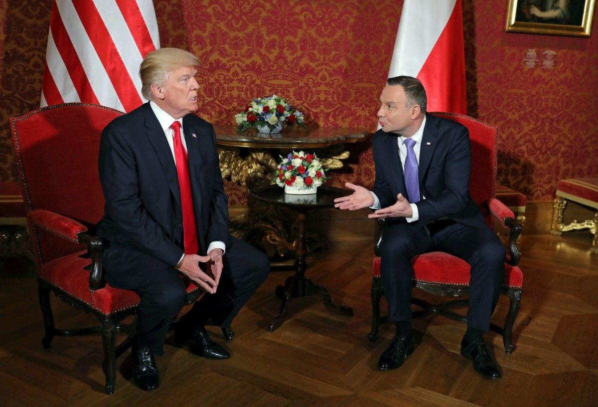 Польский президент совсем страх потерял?