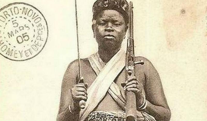 Грозные женщины в истории